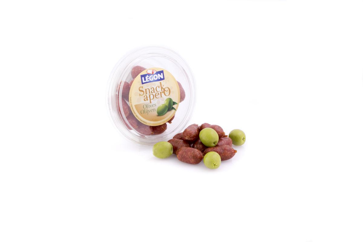Snack Apéro : Olive - 0